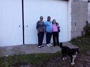 Aurora, Elcira, & Lusia